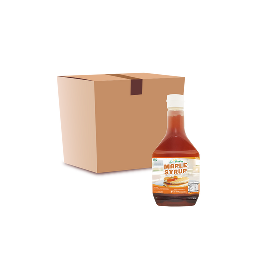 Farm Brothers Maple Syrup (460g) - Case - O-SUPERSTORE