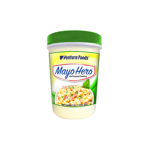 Mayo Hero All Purpose Dressing (3.5L) - O-SUPERSTORE