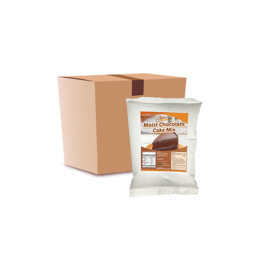Baker's Delite Moist Chocolate Mix (1Kg) - Case - O-SUPERSTORE
