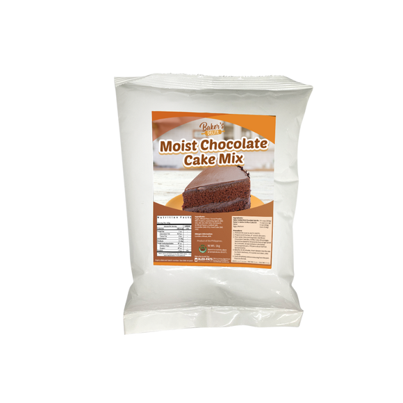 Baker's Delite Moist Chocolate Mix (1Kg)