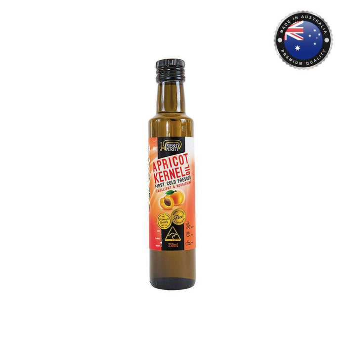 Pressed Purity Apricot Kernel Oil (250mL)