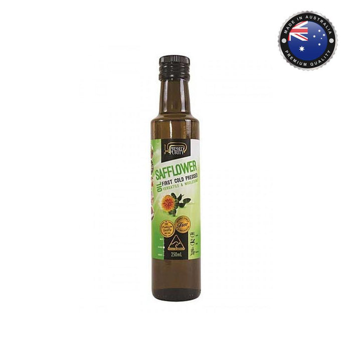 Pressed Purity Safflower Oil (250mL)