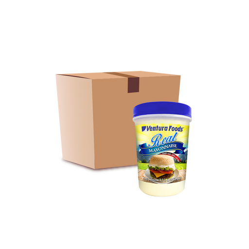 Ventura Foods Real Mayonnaise (3.5L) - Case - O-SUPERSTORE