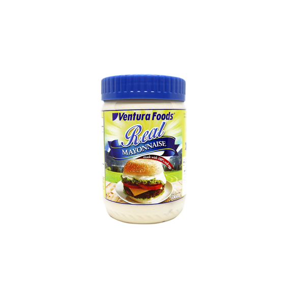 Ventura Foods Real Mayonnaise (500mL)