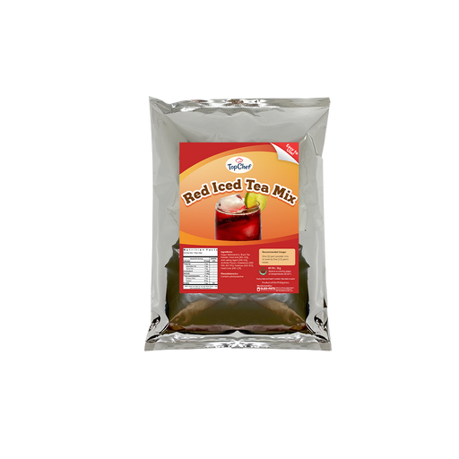 TopChef Red Iced Tea Mix (1Kg) - O-SUPERSTORE