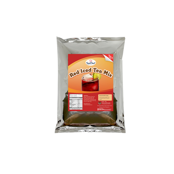 TopChef Red Iced Tea Mix (1Kg)