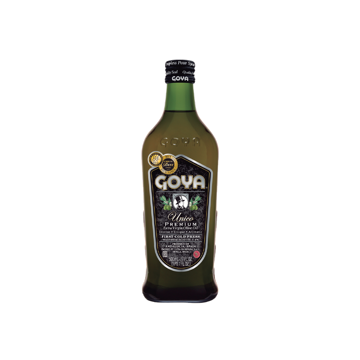 Goya Extra Virgin Olive Oil - Unico (500mL)