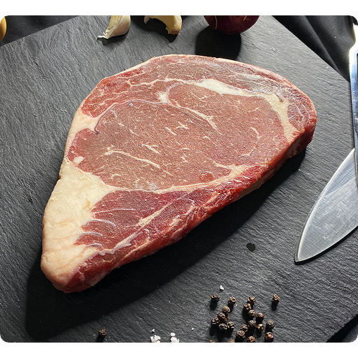 Angus Beef Ribeye Steak (USDA Choice - Farm Haven) - O-SUPERSTORE