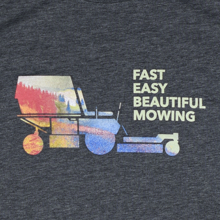 Mountain Majesty Mower Tee
