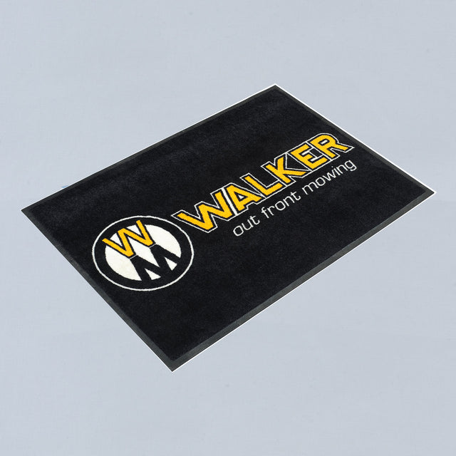 Walker Logo Floor Mat