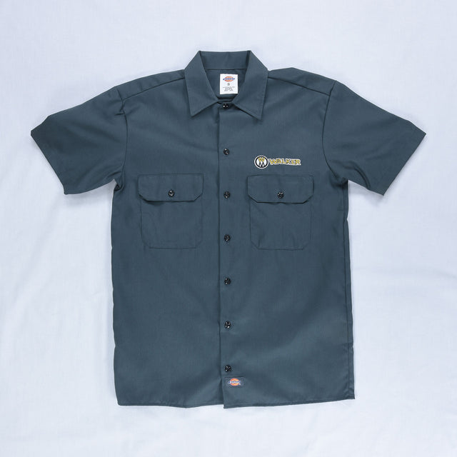 Men's Gray Work Shirt