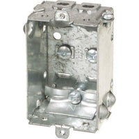 1100-LLE - 1½'' DEEP BOX W/CLAMPS LESS EARS-VISTA-VISTA-Default-Covalin Electrical Supply