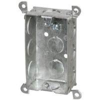 1141 - 1 1/2'' DEEP UTILITY BOX W/KNOCKOUTS-VISTA-VISTA-Default-Covalin Electrical Supply