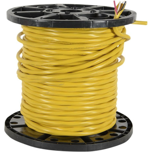 *PER METER CUT* NMD90 YELLOW 12/3CU-150M PVC JACKET CABLE 300V 90 DEG-SOUTHWIRE-VAUGHAN-Default-Covalin Electrical Supply