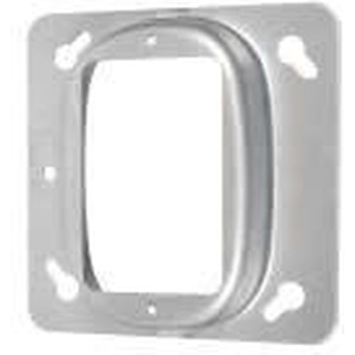 52C14 - 4'' SQUARE COVER - 1 DEVICE - RAISED 3/4''-VISTA-VISTA-Default-Covalin Electrical Supply