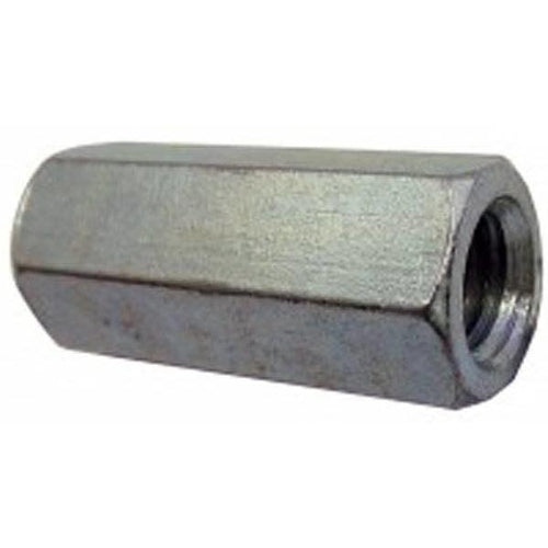 3/8-16 HEX COUPLING NUT ZINC PLATED-FASTENERS & FITTINGS INC.-FASTENERS & FITTINGS INC-Default-Covalin Electrical Supply