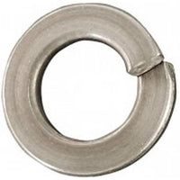 1/4 SPRING LOCK WASHER ''C'' PLTD  *-FASTENERS & FITTINGS INC.-FASTENERS & FITTINGS INC-Default-Covalin Electrical Supply