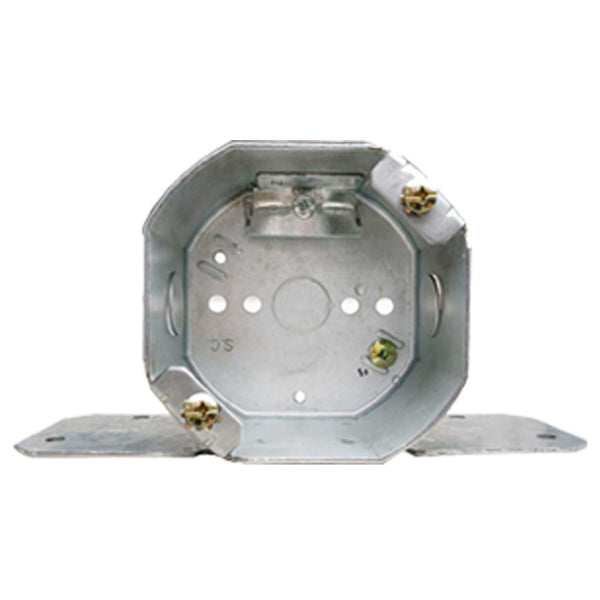 54171-FB CEILING FAN OCTAGON BOX 4 D X 2-1/8