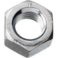 3/8-16 FINISHED HEX NUT UNC PLATED GR 2  *-FASTENERS & FITTINGS INC.-FASTENERS & FITTINGS INC-Default-Covalin Electrical Supply