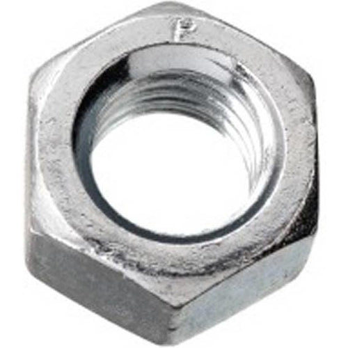1/4-20 FINISHED HEX NUT UNC PLATED GR 2  *-FASTENERS & FITTINGS INC.-FASTENERS & FITTINGS INC-Default-Covalin Electrical Supply