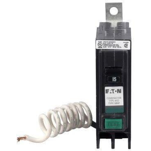 EATON CUTLER HAMMER 1 POLE 15A ARC-FAULT BOLT-ON BREAKER QBCAF1015-EATON-DEALER SOURCE-Default-Covalin Electrical Supply