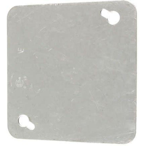52C1 - 4'' SQUARE COVER-BLANK-VISTA-VISTA-Default-Covalin Electrical Supply