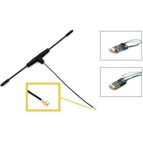 R9 RECEIVER_ FCC VERSION-W/2PCS DIPOLE T ANTENNAS