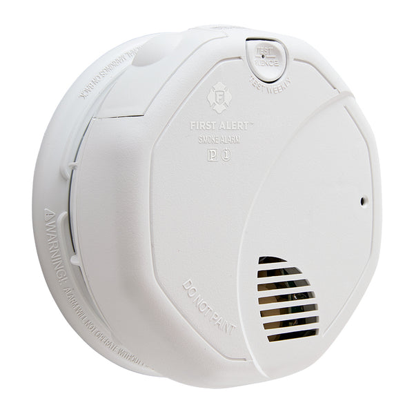 BRK PHOTOELECTRIC/IONIZATION SMOKE DETECTOR 120V WITH BATTERY BACKUP