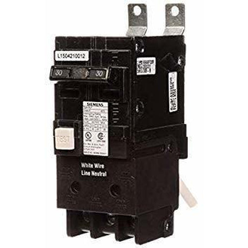 SIEMENS 2 POLE 30A GROUND-FAULT BOLT-ON BREAKER BF230-SIEMENS-DEALER SOURCE-Default-Covalin Electrical Supply