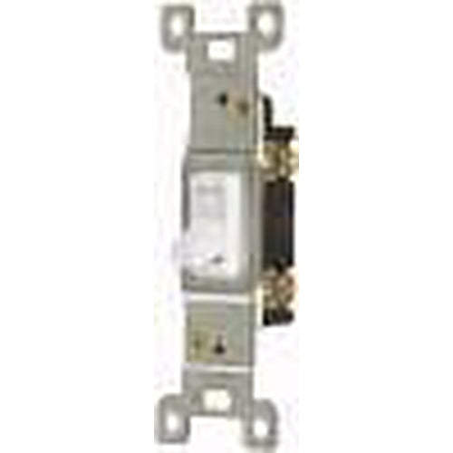 15A TOGGLE SWITCH - 3 WAY - WHITE-VISTA-VISTA-Default-Covalin Electrical Supply