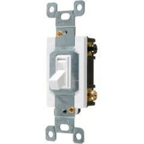 15A TOGGLE SWITCH - 4 WAY - WHITE-VISTA-VISTA-Default-Covalin Electrical Supply