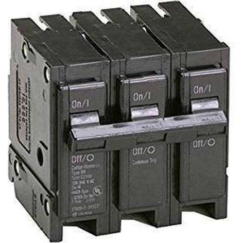 EATON CUTLER HAMMER 3 POLE 80A CIRCUIT BREAKER BR380-EATON-DEALER SOURCE-Default-Covalin Electrical Supply