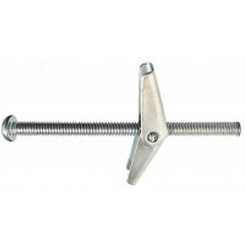 50 PACK 3/16X3 TOGGLE BOLTS-ZINC PLATED-FASTENERS & FITTINGS INC.-FASTENERS & FITTINGS INC-Default-Covalin Electrical Supply
