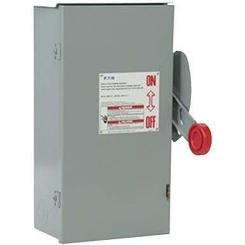60AMP 600V FUSIBLE DISCONNECT SWITCH NEMA3R-SIEMENS-DEALER SOURCE-Default-Covalin Electrical Supply