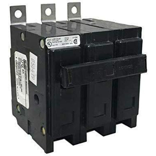 EATON CUTLER HAMMER 3 POLE 90A BOLT-ON BREAKER BAB3090H-EATON-DEALER SOURCE-Default-Covalin Electrical Supply