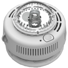 BRK SMOKE ALARM WITH STROBE LIGHT