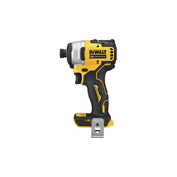 20V MAX* BRUSHLESS 1/4 IN. IMPACT DRIVER