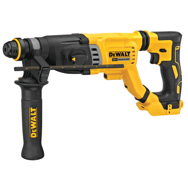 20V MAX XR D-HANDLE 3 MODE SDS ROTARY HAMMER - TOOL ONLY
