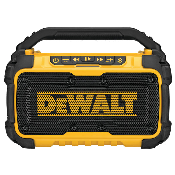 DEWALT 20V/12V MAX JOB BLUETOOTH SPEAKER