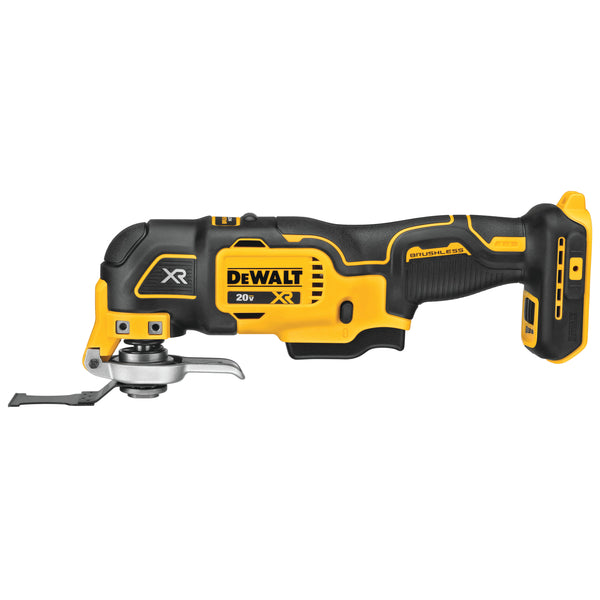 BRUSHLESS 20V MAX XR 3 SPEED OSCILLATING MULTITOOL TOOL ONLY