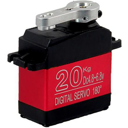 DS3218MG 180° UPDATE RC SERVO 20KG FULL METAL GEAR DIGITAL SERVO WATERPROOF SERVO