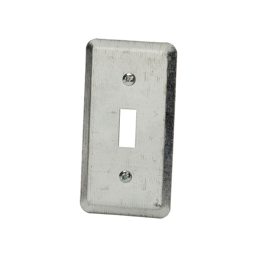 20C5 - 2 1/8 WIDE-SINGLE SWITCH UTILITY BOX COVER