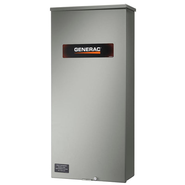 CANADIAN SERVICE ENTRANCE RATED TRANSFER SWITCH 200 AMP, 120/240, 1Ø, NEMA 3R.  CETL APPROVED