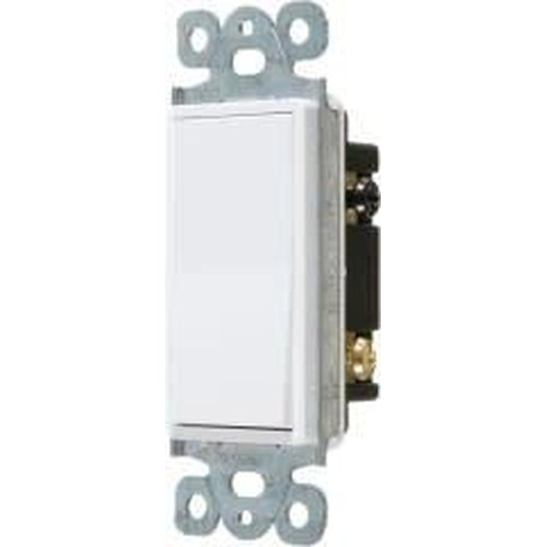 VISTA 15A DECORA SWITCH - 4 WAY - WHITE-VISTA-VISTA-Default-Covalin Electrical Supply