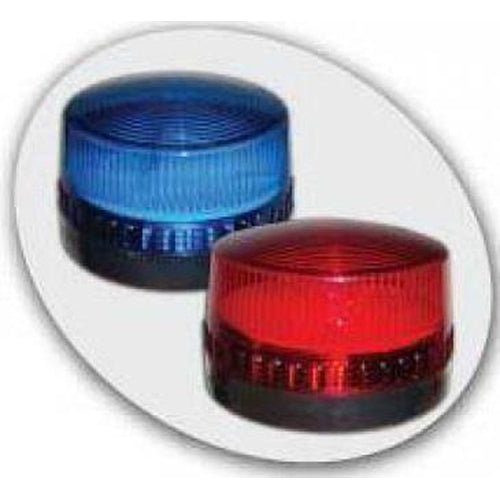 STROBE - RED 12/24V-AZCO-AZCO TECHNOLOGIES-Default-Covalin Electrical Supply