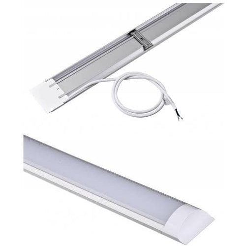 LED BATTEN LIGHT, 4FT, 40W, 4400LMN, 5000K-ORTECH-CROWN DISTRIBUTION-Default-Covalin Electrical Supply