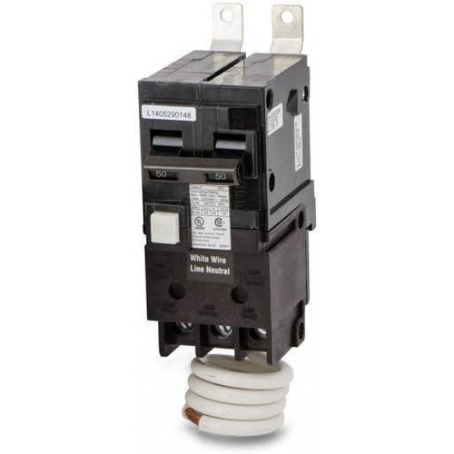 SIEMENS 2 POLE 50A GROUND-FAULT BOLT-ON BREAKER BF250-SIEMENS-DEALER SOURCE-Default-Covalin Electrical Supply