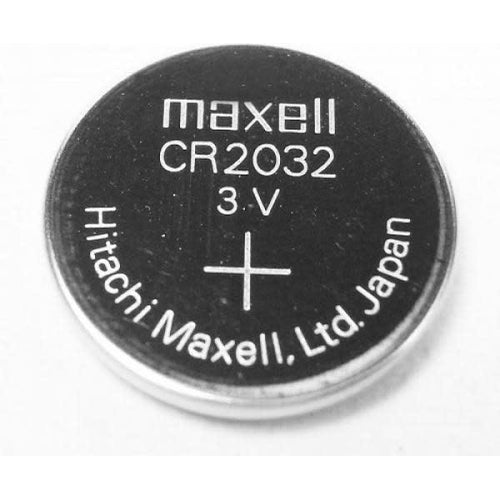 3.0V COIN CELL BATTERY 20MM X 3.2MM-MAXELL-COMPUTER PLUG-Default-Covalin Electrical Supply