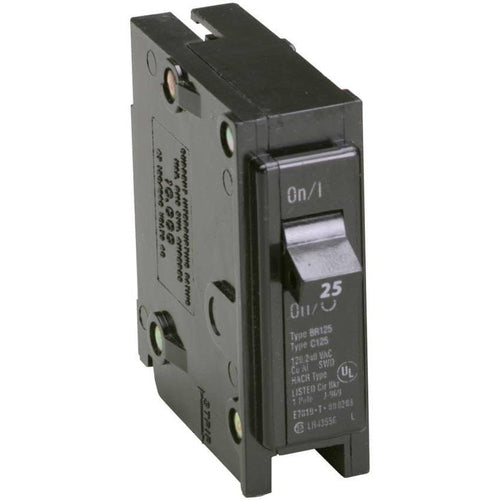 EATON CUTLER HAMMER 1 POLE 25A CIRCUIT BREAKER BR125-EATON-DEALER SOURCE-Default-Covalin Electrical Supply