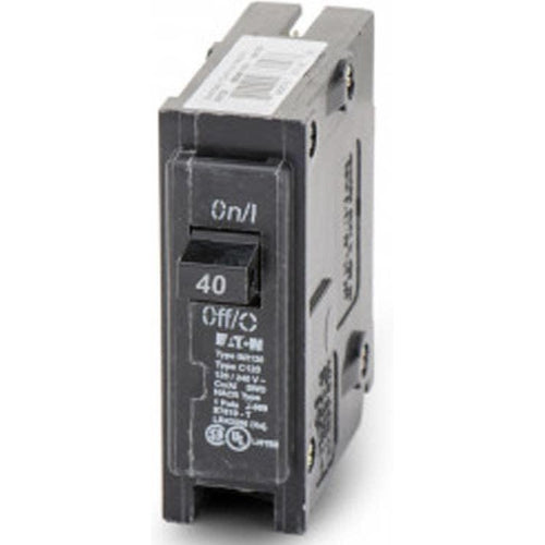 EATON CUTLER HAMMER 1 POLE 40A CIRCUIT BREAKER BR140-EATON-DEALER SOURCE-Default-Covalin Electrical Supply